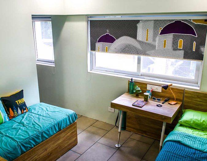 Tribe Luxury Twin Sharing Room