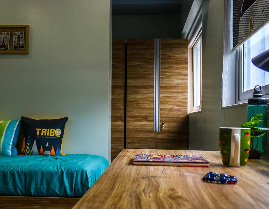 Tribe Luxury Twin Sharing Room