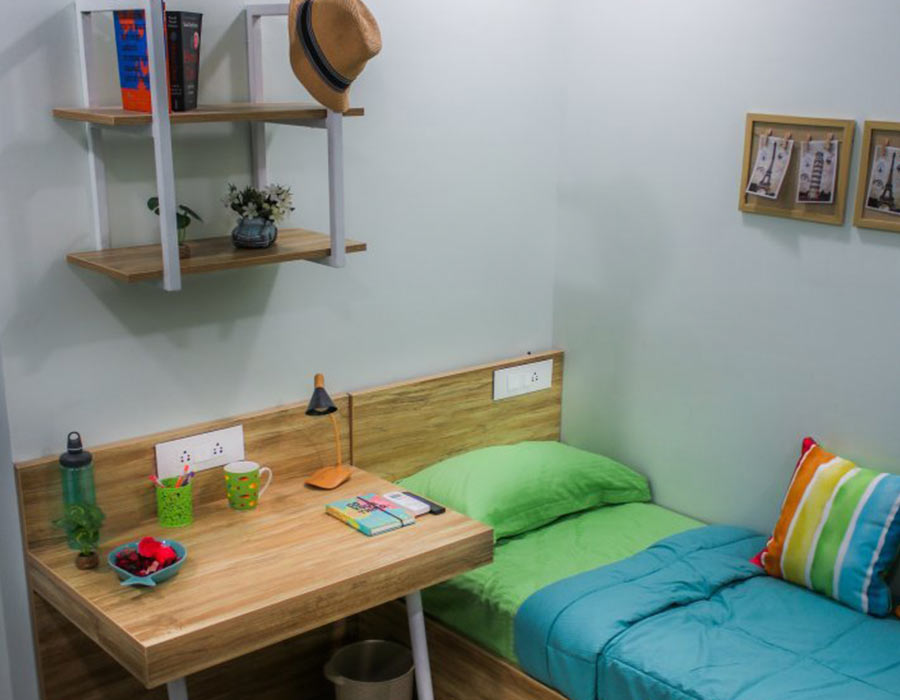 Tribe Single Occupancy Room
